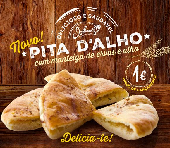 Joshua's Pita d'Alho