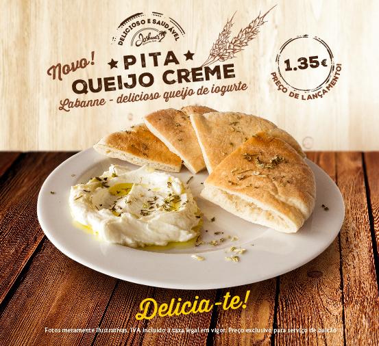 Joshua's Pita Labanne