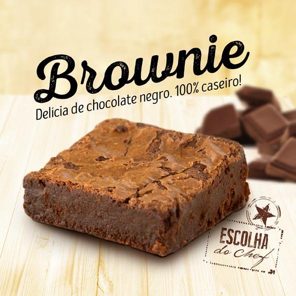 Joshua's Brownie