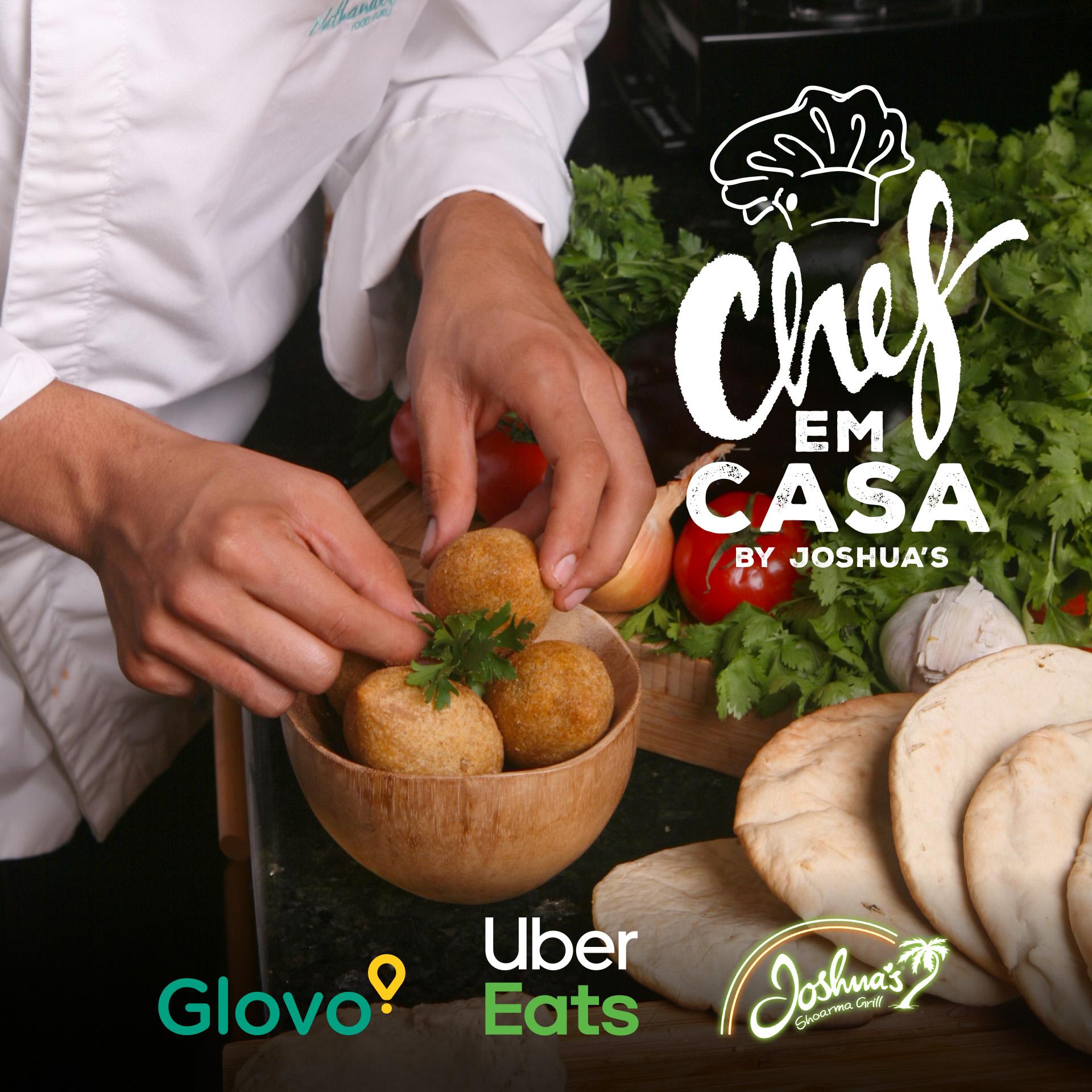 Chef em Casa by Joshua's